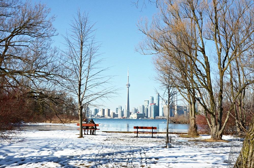 カナダの冬の楽しみ方
