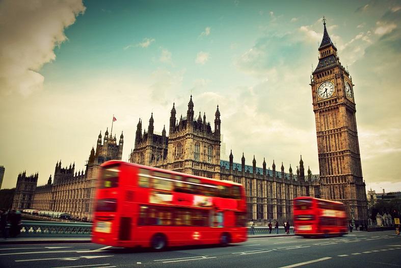 ロンドンで旅行英会話