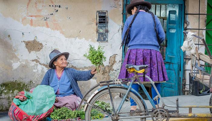 ペルー文化と世界遺産