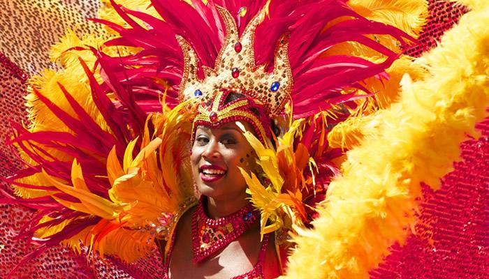ブラジルの祭り